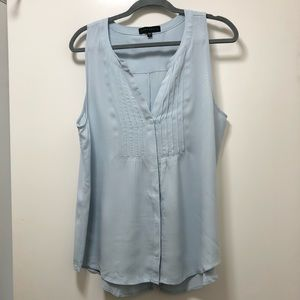 Sanctuary light blue blouse tank